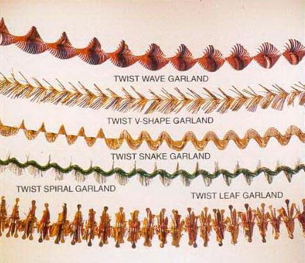 Растяжка Winter Wings Спираль 10x270 см N09171