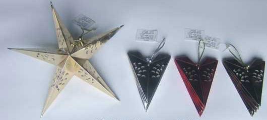 Новогоднее украшение Winter Wings Рождественская звезда 27 см в ассортименте N09195\27