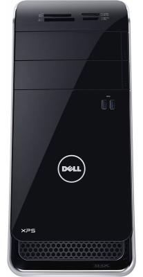 Системный блок Dell XPS 8900 MT i5-6400 2.7GHz 8Gb 1Tb GF970-4Gb DVD-RW Win10SL клавиатура мышь черный 8900-8810