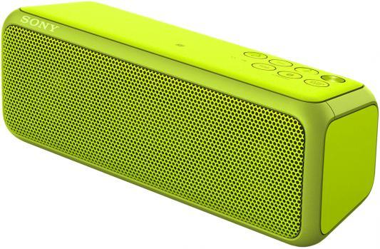 Портативная акустика Sony SRS-XB3 Mono bluetooth 30Вт Lime желтый