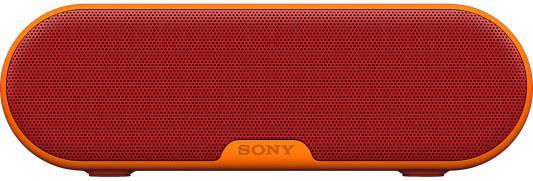 Портативная акустика Sony SRS-XB2 Mono bluetooth 9Вт красный