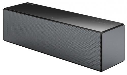 Портативная акустика Sony SRS-X88 bluetooth 90Вт черный