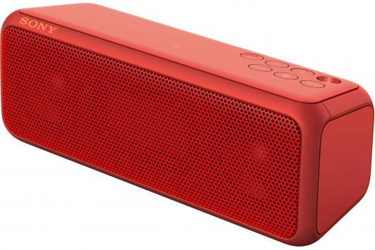Портативная акустика Sony SRS-XB3 Mono bluetooth 30Вт красный