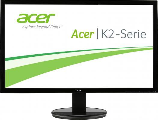 Монитор 21.5 Acer K222HQLb UM.WX3EE.002 монитор жк acer v246hylbd 23 8 черный [um qv6ee 002]