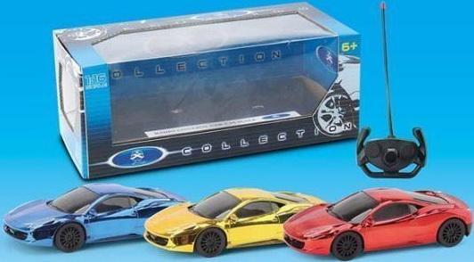 Купить Машинка на радиоуправлении Shantou Gepai 1:16, 4 канала, в ассортименте QX3688-21, цвет в ассортименте, Радиоуправляемые игрушки