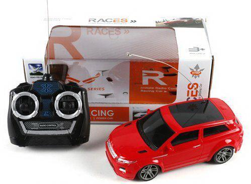 Купить Машинка на радиоуправлении Shantou Gepai 626-14 от 3 лет красный, Радиоуправляемые игрушки