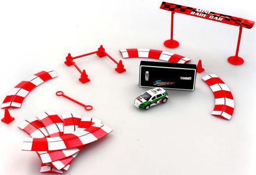 Машинка на радиоуправлении Shantou Gepai Спортивные гонки, свет, 4 функции пластик от 6 лет зелёный 6927076815663