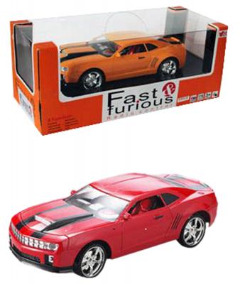 Машинка на радиоуправлении Shantou Gepai Fast & Furious пластик от 3 лет ассортимент MY66-32