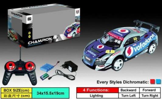 Машинка на радиоуправлении Shantou Gepai 333-P021 от 4 лет разноцветный 6927710585815