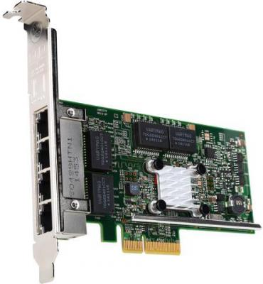 Адаптер Broadcom BCM5719-4P PCIE 1GBE QUAD PORT 95719А1904AC