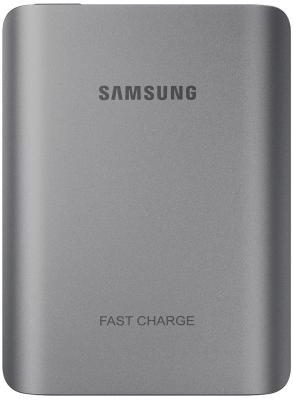 Портативное зарядное устройство Samsung EB-PN930CSRGRU 10200mAh универсальный 1xUSB серый