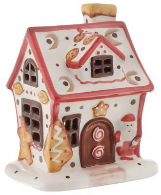 Подсвечник Winter Wings Пряничный Дом 15 см N161548 со свечой дом на берегу ночи
