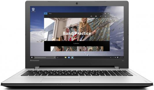 "Ноутбук Lenovo IdeaPad 300-15IBR 15.6"" 1366x768 Intel Pentium-N3710 80M300N1RK"