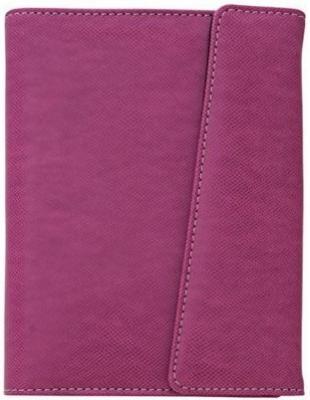 Бизнес-органайзер датированный Index DELI искусственная кожа IBO1050/7/PN deli гастроном 3186 бизнес офис кожа блокнот конференц зал notebook 25k 160 е браун