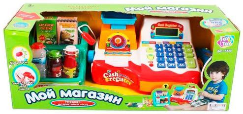Игровой набор Shantou Gepai Мой магазин 5 предметов 7256 цена