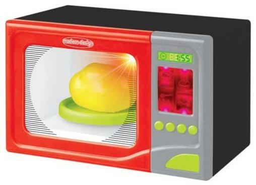 Микроволновая печь Shantou Gepai Fun toy со звуком 14002