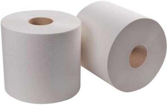 Полотенца бумажные НРБ, 1-сл., 300 м, белые
