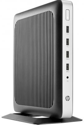 Неттоп HP t630 AMD G-GX-420GI 4Gb SSD 8 AMD Radeon R6E 64 Мб HP ThinPro черный X4X18AA