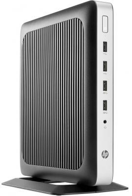 Неттоп HP t630 AMD G-GX-420GI 4Gb SSD 8 AMD Radeon R6E 64 Мб HP Smart Zero 32 черный X4X16AA