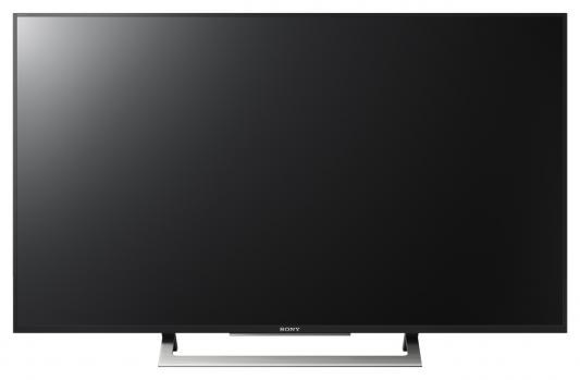 Телевизор SONY KD43XD8099BR2 черный серебристый