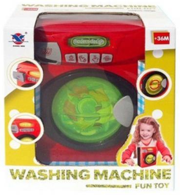 Стиральная машина Shantou Gepai Fun toy со звуком 14611