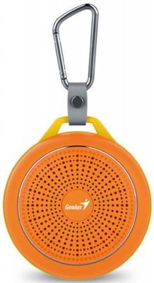 Портативная акустика Genius SP-906BT 3 Вт оранжевый