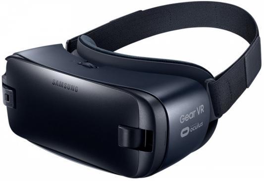Очки виртуальной реальности Samsung Galaxy Gear VR SM-R323 синий-черный SM-R323NBKASER