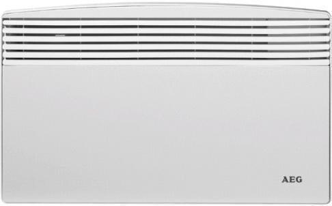 Конвектор AEG WKL 2503 S 2500 Вт термостат белый