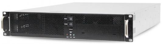Серверный корпус 2U AIC RMC-2H0-50EB-0AL Без БП чёрный