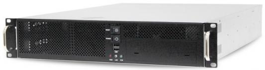 Серверный корпус 2U AIC RMC-2H0-50PS-0AL 500 Вт чёрный