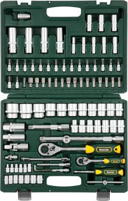 Набор инструментов Kraftool QUALITAT 94шт 27883-H95 набор инструментов kraftool 22011 h4