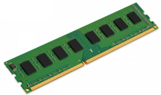Оперативная память 4Gb PC3-12800 1600MHz DDR3 DIMM  Kingston KCP3L16NS8/4