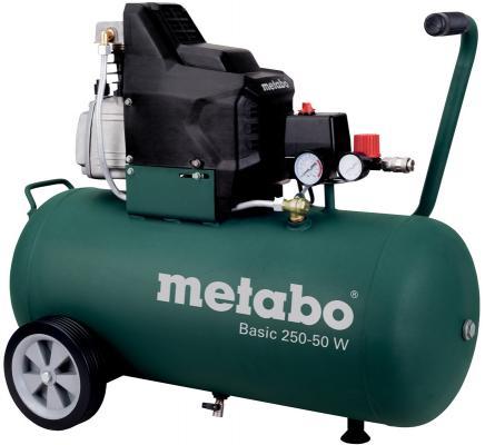 Компрессор Metabo 250-50Wмасляный поршневой 601534000 компрессор масляный prorab 2508