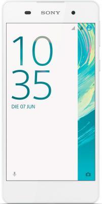 Смартфон SONY Xperia E5 16 Гб белый (1302-8958)