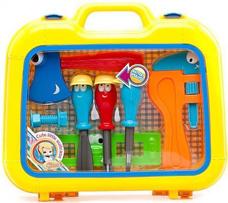 Набор инструментов Shantou Gepai в чемоданчике 7 предметов