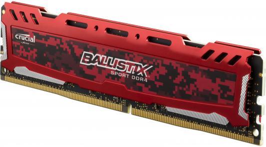 Оперативная память 4Gb PC4-19200 2400MHz DDR4 DIMM Crucial BLS4G4D240FSE