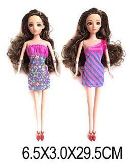Кукла Shantou Gepai Красотка 29 см 3104 в ассортименте кукла shantou gepai abbie модница 29 см ab024 в ассортименте