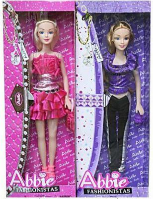 Кукла Shantou Gepai Abbie - Модница 29 см AB024 в ассортименте