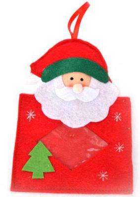 Фоторамка Winter Wings Веселый Дед Мороз 13 х 19 см украшение новогоднее оконное magic time дед мороз с самоваром двустороннее 30 х 32 см