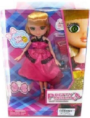 Кукла Shantou Gepai Pretty Pangelia с аксессуарами 24 см 83010