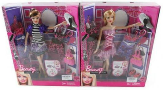 Кукла Shantou Gepai Модница 29 см ассортимент