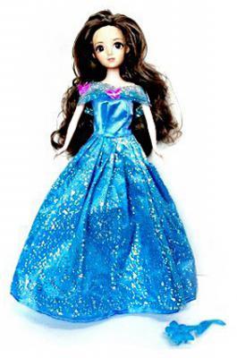 Кукла Shantou Gepai Золушка YZ-134