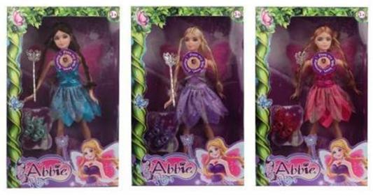 Кукла Shantou Gepai abbie фея 29 см ассортимент B040 кукла shantou gepai princess club kw20906