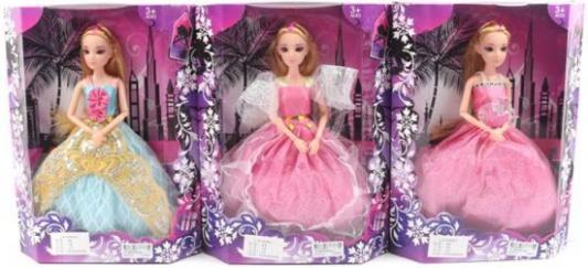 Кукла Shantou Gepai Модная блондинка, шарнирная, в ассорт., кор.