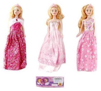 """Кукла Shantou Gepai """"Принцесса"""" 29 см 9582A-218 в ассортименте"""