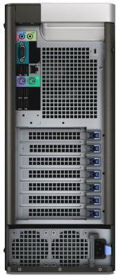 Precision T5810 /  / E5-1603 v4 (4 Cores 2,8 GHz) / 8GB (2x4GB) DDR4 / 1TB (7200 rpm) / No graphics / W7 Pro 64 (Win10 Pro License) / TPM /