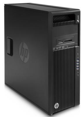 Системный блок HP Z440 E5-1620v4 3.5GHz 16Gb 256Gb SSD DVD-RW Win10Pro клавиатура мышь черный Y3Y38EA системный блок hp z440 e5 1650v4 3 2ghz 16gb 512gb ssd dvd rw win7pro win10pro клавиатура мышь черный t4k81ea