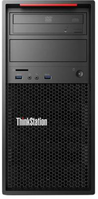 Системный блок Lenovo ThinkStation P310 i7-6700 3.4GHz 8Gb 256Gb SSD K620-2Gb DVD-RW Win7Pro Win10Pro черный 30AT0043RU