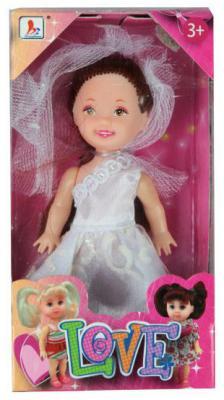 Кукла Shantou Gepai Невеста 10 см 87002 фату хива возврат к природе