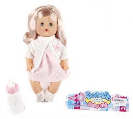Кукла Shantou Gepai Baby Doll - Бонни 30 см со звуком LD9713A-7